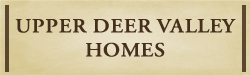 Upper Deer Valley Homes